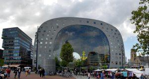 Rotterdam. Markthal.