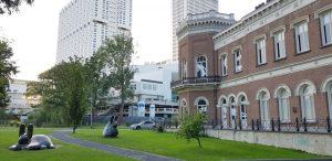 Rotterdam. Museo Historia Natural