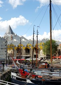 Rotterdam. Oude Haven
