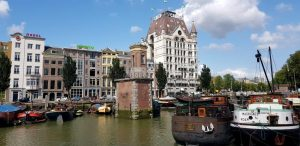 Rotterdam. Oude Haven. Witte Huis