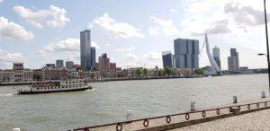 Rotterdan. Río Mossa.