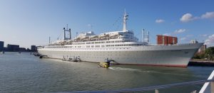 Rotterdam. SS Rotterdam