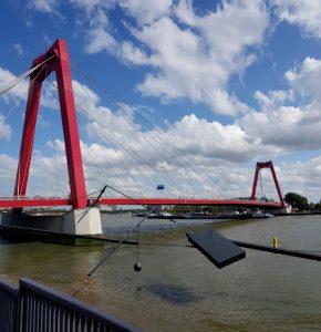 Rotterdam. Willemsbrug.