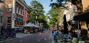 Rotterdam. Witte de Withstraat.