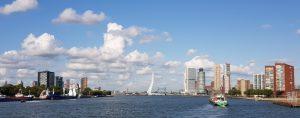 Rotterdam. Holanda.