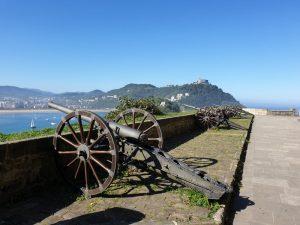 San Sebastián. Batería de las Damas