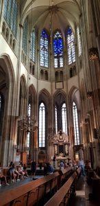 Utrecht. Domkerk.
