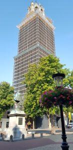Utrecht. Domtoren.