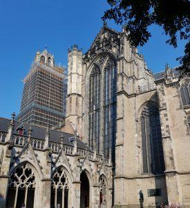 Utrecht. Domkerk