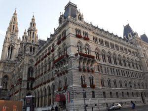 Viena. Ayuntamiento.