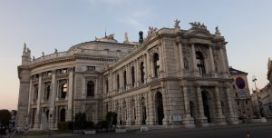 Viena. Burg Theater