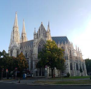 Viena. Iglesia Votiva