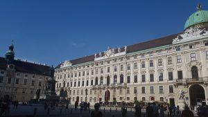 Viena. Inder Burg