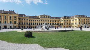 Viena. Palacio de Schönbrunn