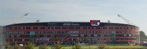 Alkmaar. Estadio AZ Alkmaar