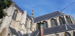 Alkmaar. Iglesia de San Lorenzo.