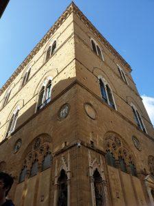 Florencia. Iglesia de Orsanmichele.