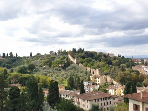 Florencia. Antigua Muralla.