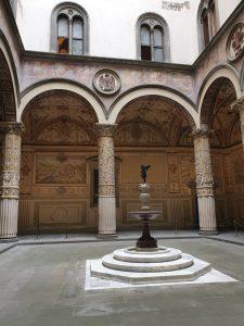 Florencia. Palacio Vecchio