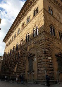 Florencia. Palazzo Médici.