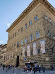 Florencia. Palazzo Strozzi.