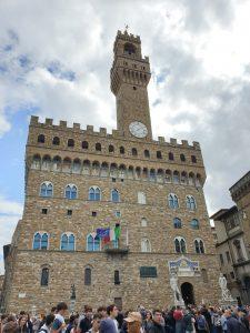 Florencia. Palazzo Vecchio.