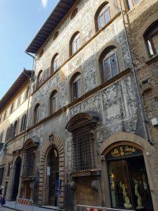 Florencia. Palazzo de Bianca Cappello.