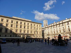 Florencia. Piazza dell Repubblica.