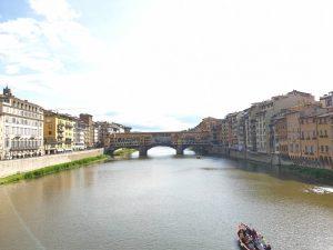 Florencia. Puente Vecchio