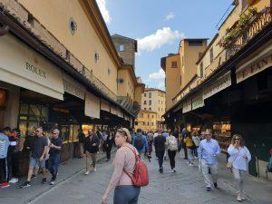 Florencia. Ponte Vecchio