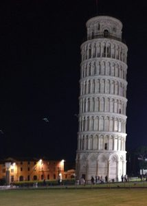 Pisa. Torre