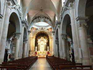 Roma. Basílica de Santa María del Popolo
