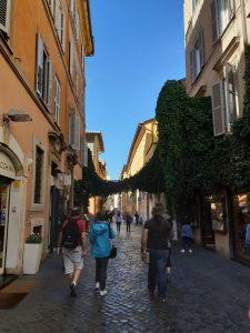 Roma. Trastévere