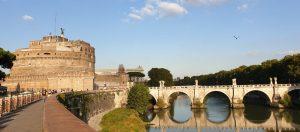 Roma. Castillo y Puente de Sant Angelo