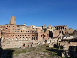Roma. Foro de Trajano.
