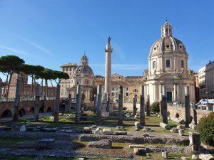 Roma. Foro de Trajano