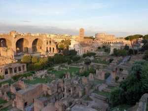 Roma. Palatino