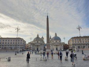 Roma. Plaza del Popolo