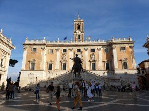 Roma. Palacio Senatorio.