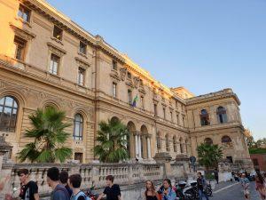 Roma. Universidad la Sapienza.