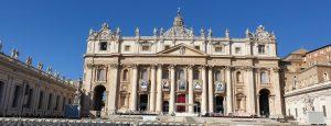 Roma. Basílica de San Pedro