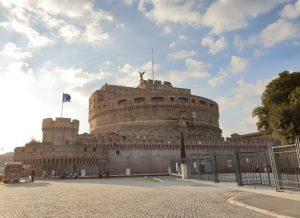 Roma. Vaticano. Castillo de Sant Angelo