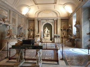 Roma. Museos Vaticanos.