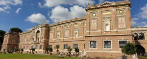 Vaticano. Museos Vaticanos. Pinacoteca.