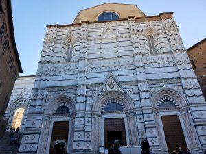 Siena. Baptisterio