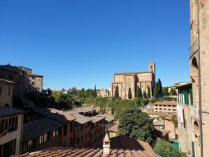 Siena. Basílica de San Domenico.