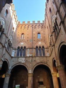 Siena. Palazzo Publico.