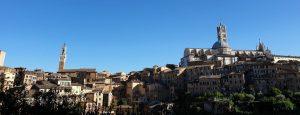 Siena. Desde San Domenico.
