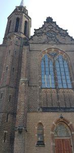 Utrecht, Iglesia de Santa Catalina.