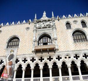 Venecia. Palacio Ducal.